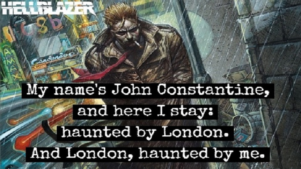 Hellblazer Comics Quote-3