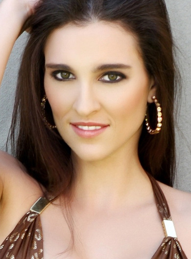 dominique mann,miss earth south africa 2011