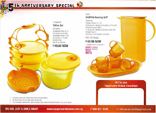 5th Anniversary Special (6th to 25th June 2011)