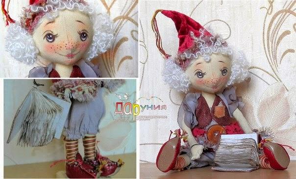 кукла в единственном экземпляре