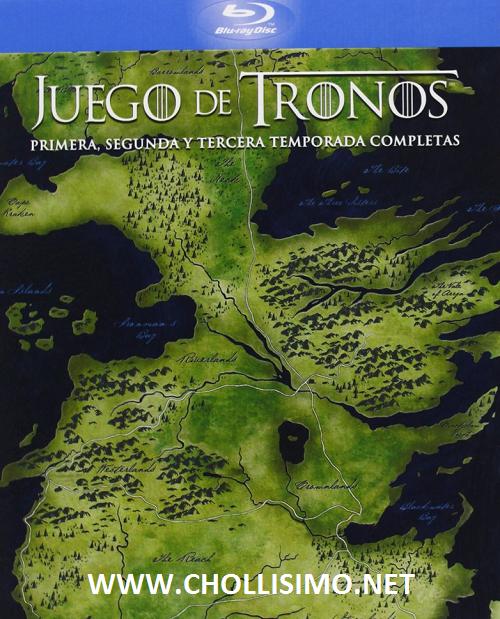 JUEGO DE TRONOS completa 53€