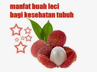 manfaat buah leci
