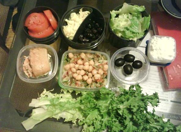 Cách ăn uống giảm cân nhanh trong 3 ngày