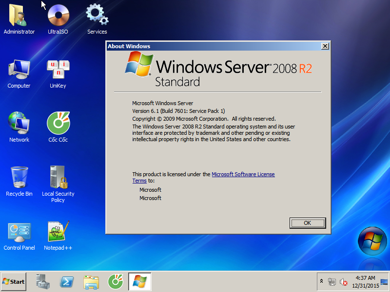 Windows server 2016 r2 standard x64 edition with sp2 iso