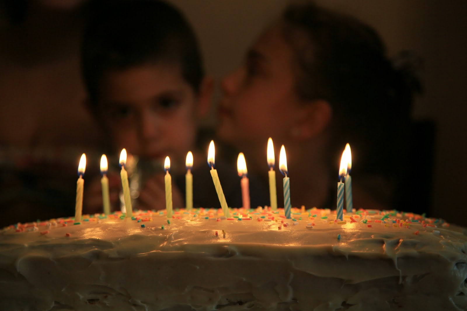 A happy birthday / is celebration of life / not just elapsed time. | haikumages