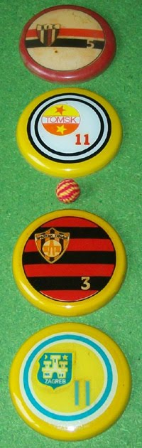 Os botões especiais, grandes e luxuosos da Brianezi