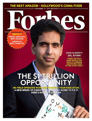 Mathematics is not difficult, but because of gaps in basic concepts, students struggle with it, says Salman Khan, founder of  online tutorial company Khan Academy.  .  The present teaching system, which tries to herd students from one subject to another, does not give students enough opportunities to plug the gaps in their understanding.   When you don't fully understand a concept and move on to the next level, the gap amplifies.