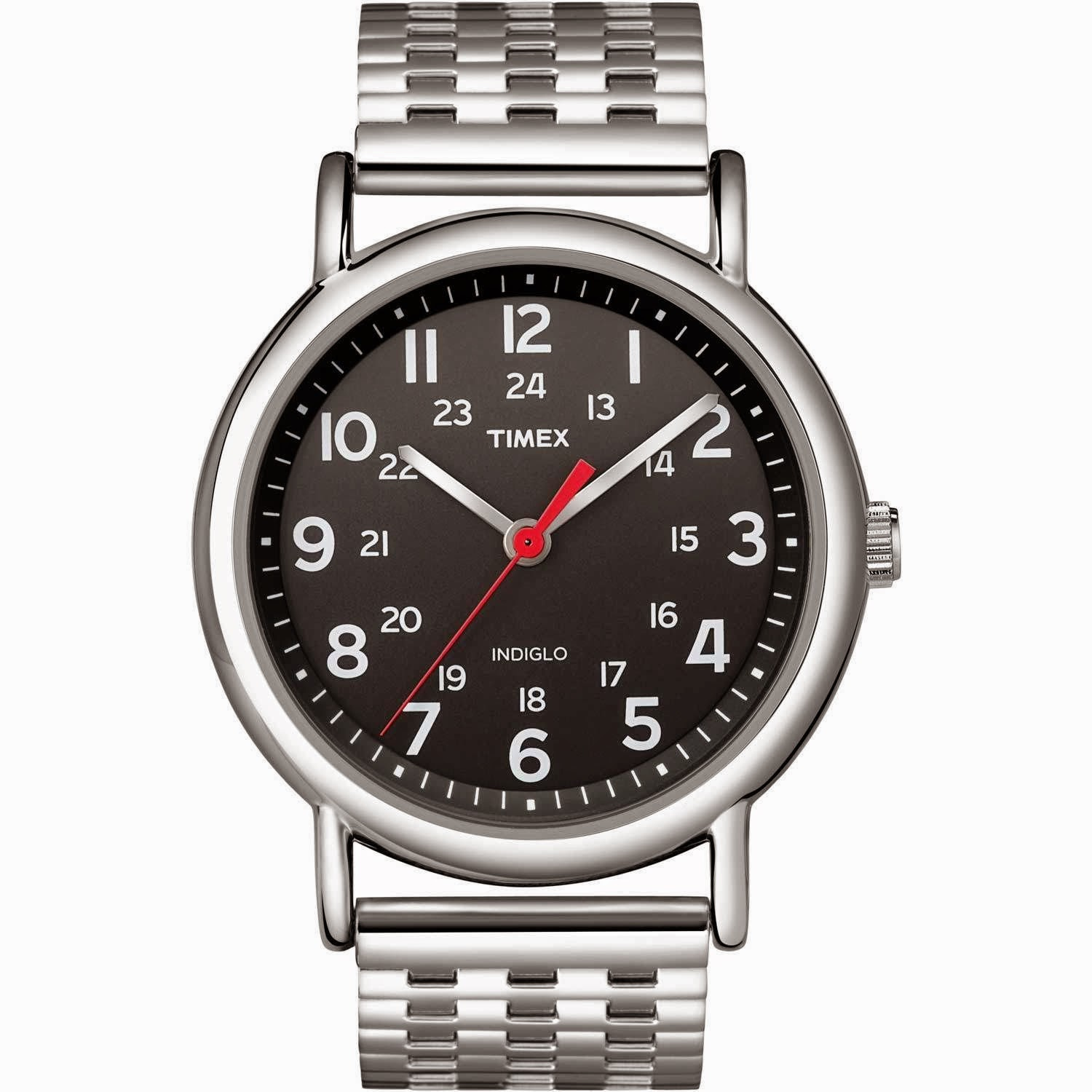 Usa Boutique Timex Unisex Signature Watch T2n655