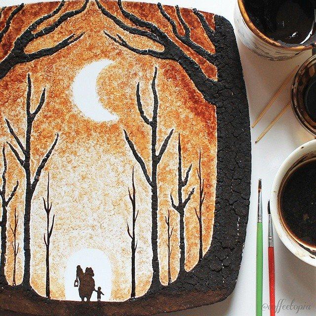 El cafe es arte