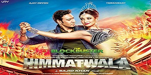 Hindi Movie Himmatwala