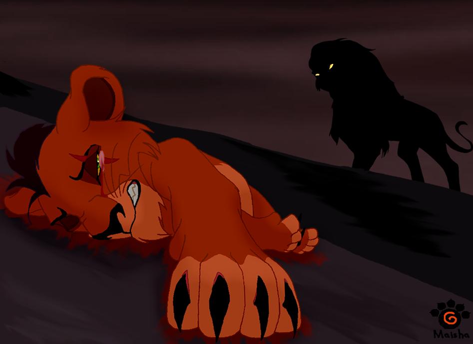 Lion king gif scar