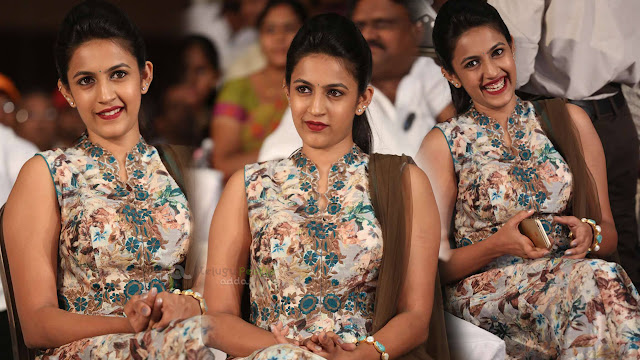 Niharika Latest Stills At Kanche Movie Audio Launch