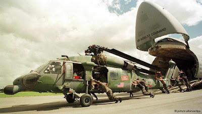 Mais bases norte-americanas em África para combater o terrorismo