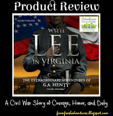 With Lee In Virginia: Product Review