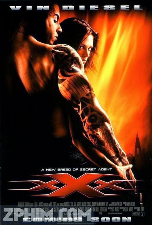 Điệp Viên xXx Phần 1 - xXx (2002) Poster