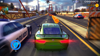 Redline Rush Android Racing Game