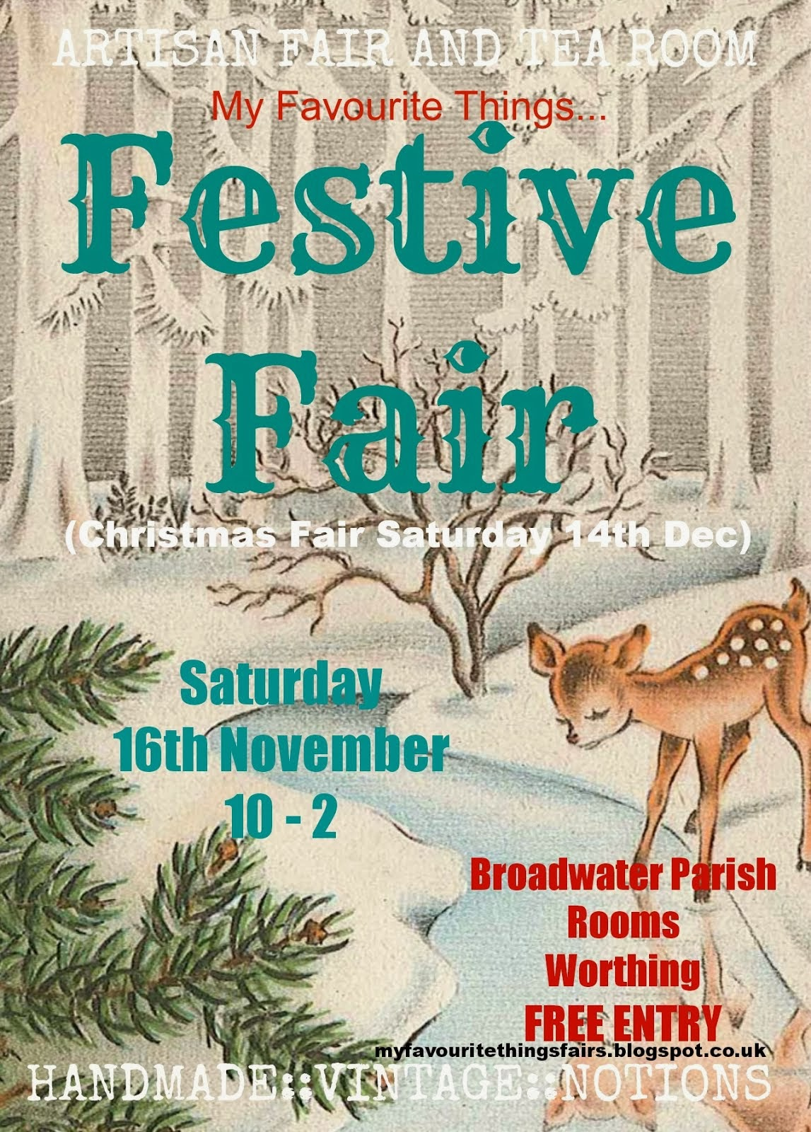 Festive fair 2013