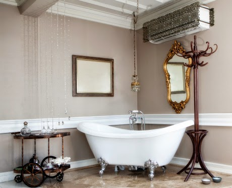 Victorian Bathroom Design And Decorating Ideas