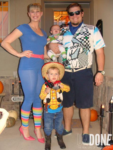 UNDONE: Real Life Mom Fashion - Halloween Roll Call
