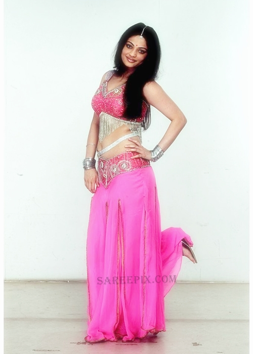 Action-3D-actress-Sneha-ullal-lehenga-photoshoot