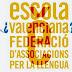 Escola Valenciana vol impondre el català en els coleges de la Valencia castellana