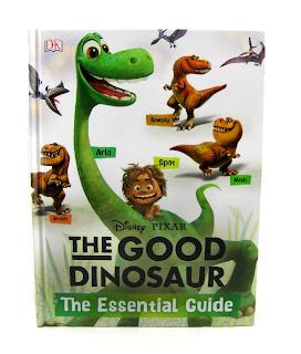 pixar essential guide