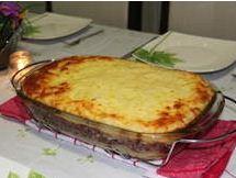 Imagem do Escondidinho de Carne Seca, com bons ingredientes e bem fácil de fazer.