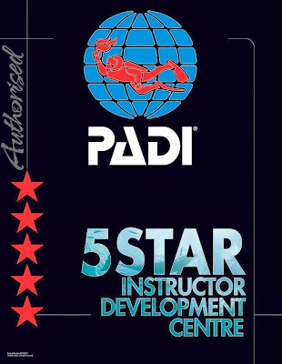 PADI 5* IDC Center Blue Planet and Scubafish