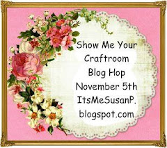 Show Me Your Craftroom Blog Hop