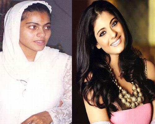 kajol devgan without makeup pics bollywood makeup is the sources of    Kajol No Makeup