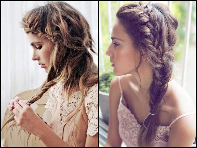 peinados boho  boho hairstyles