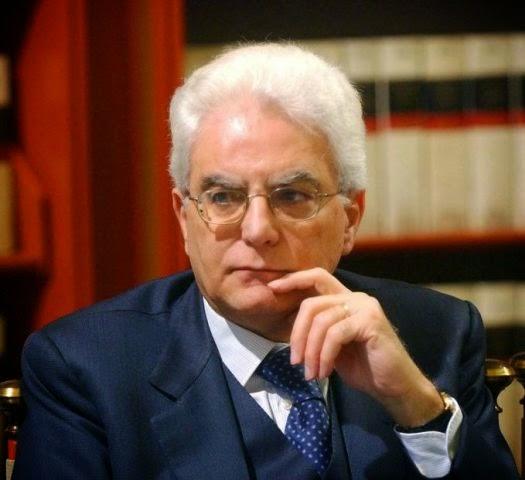 SICILIANO IL NUOVO PRESIDENTE DELLA REPUBBLICA: SERGIO MATTARELLA