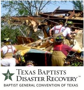 Make a Donation to Texas Baptists Disaster Recovery Today