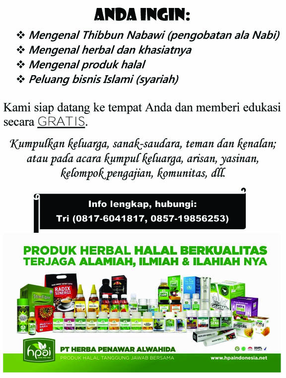 Menjadi Yang Terbaik Dan Terdepan Peluang Bisnis Herbal Untuk