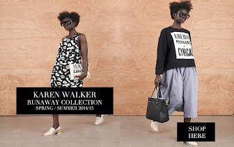 KAREN WALKER - SPRING/ SUMMER 2014/15 SHOP NOW!