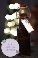 vanilla essence diy tutorial