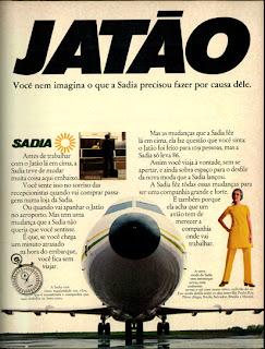 1971.  os anos 70; propaganda na década de 70; Brazil in the 70s, história anos 70; Oswaldo Hernandez;
