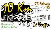 10 km La Virgen del camino 2014