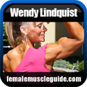 Wendy Lindquist Female Bodybuilder Thumbnail Image 1