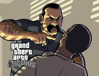 GTA San Andreas, Training Day