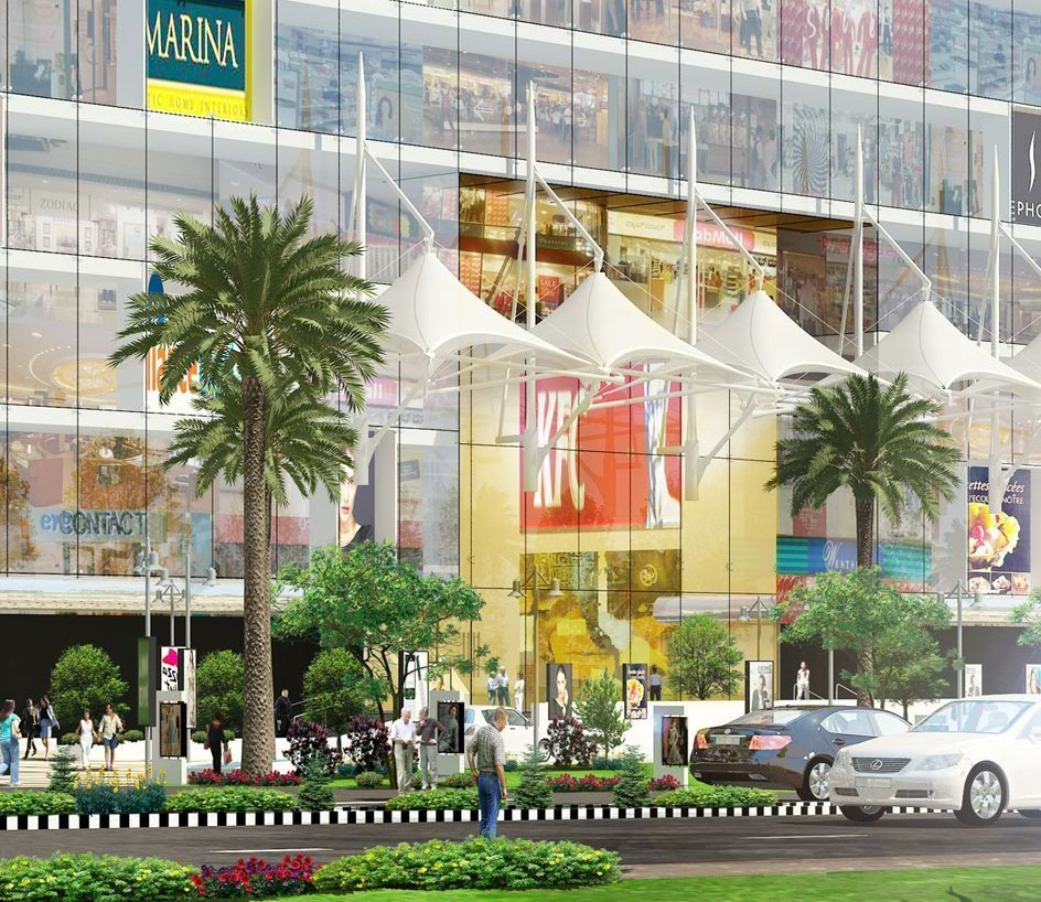 Biggest Shopping Mall in Kondapur  Hyderabad Sarath's city capital The biggest Mall in Andhra Pradesh