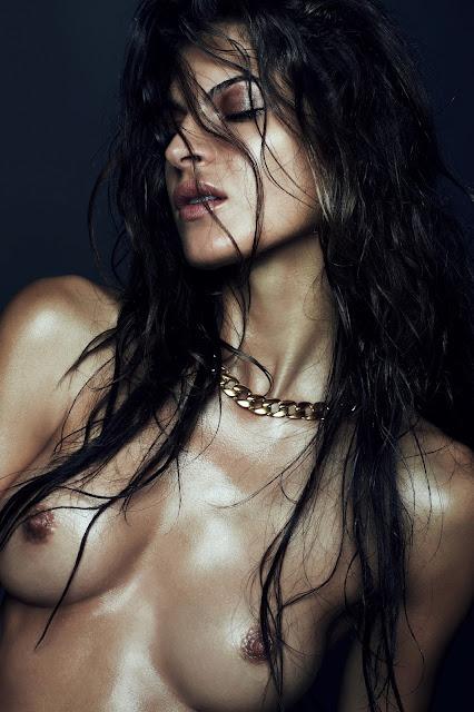 Yaya Kosikova Sexy Nude Topless Ass Photoshoot By Ezra Patchett