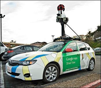 retirado de techsempre.com | Google Street View vira caso de polícia
