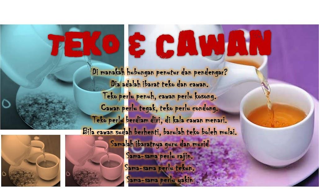 TEKO dan CAWAN