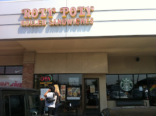 Roly Poly Sandwiches Dallas DFW Barbecue Barbeque BBQ Bar-B-Q Bar-B-Que Mockingbird
