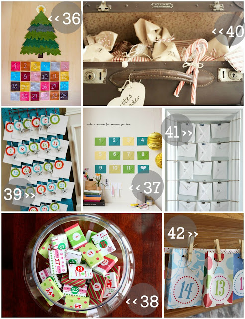 fun ways to count down to christmas