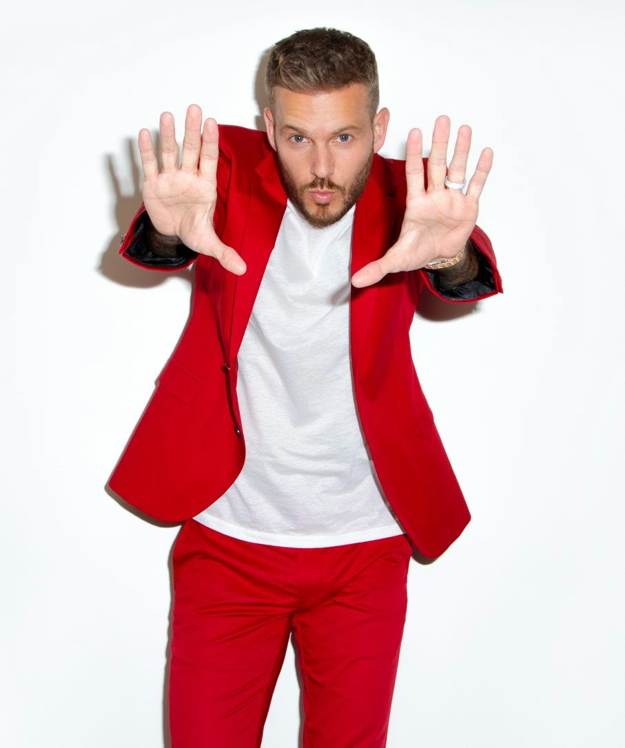 Rv pop music reviews r e d le nouvel album r ussi de matt pokora - Image de m pokora ...