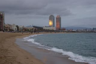Platja de la Barceloneta (Barcelona)