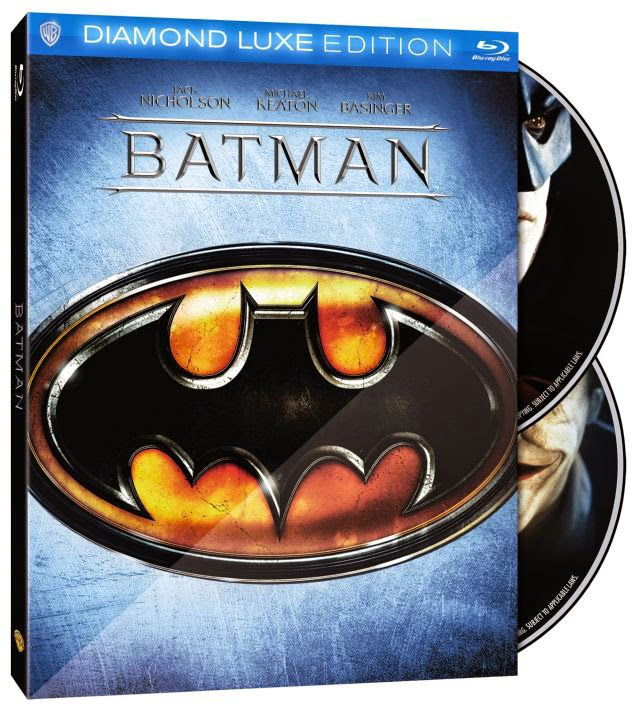 tim burtons batman 25th anniversary blu-ray