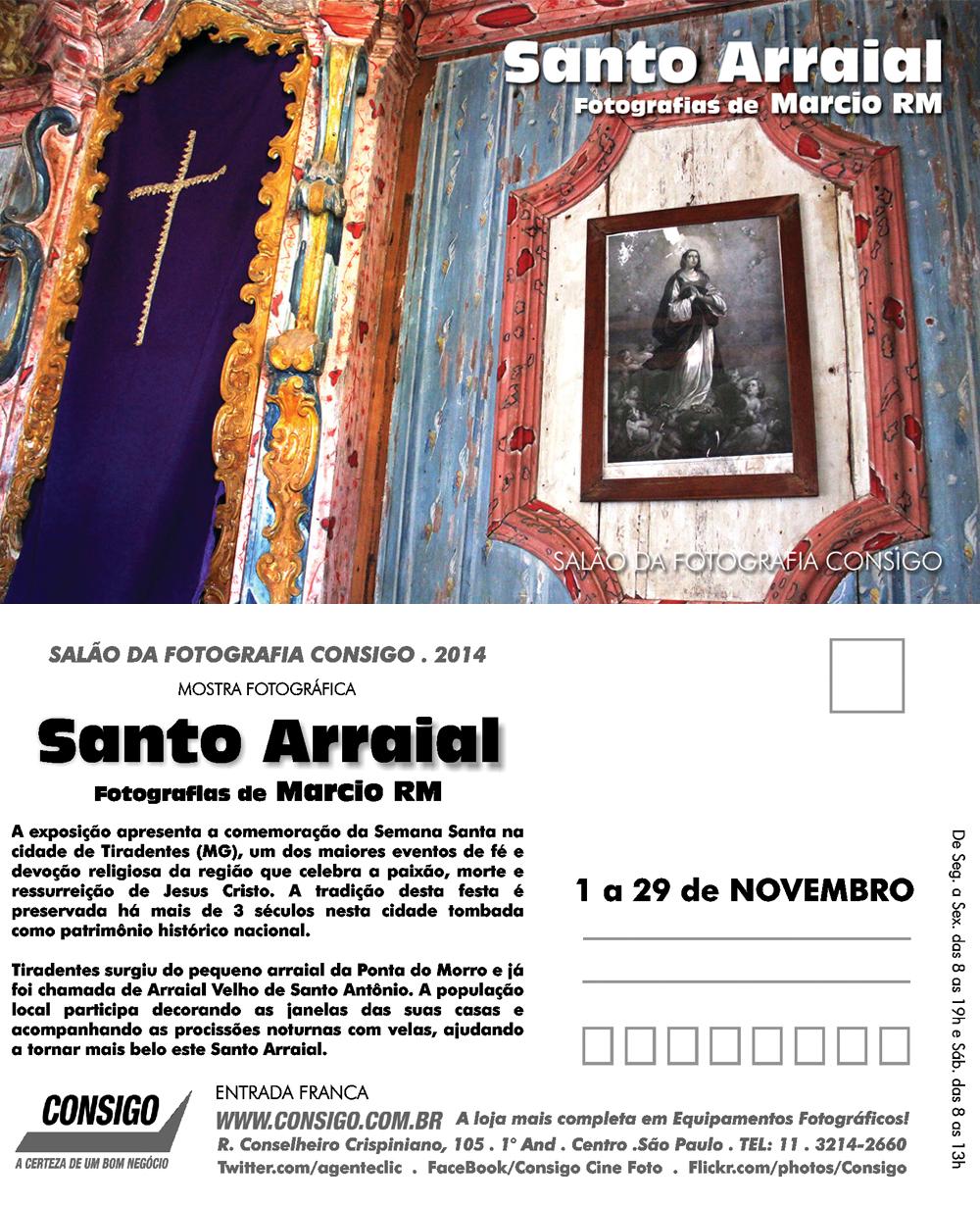 Santo Arraial, by Marcio RM